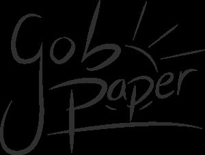 logo gob paper