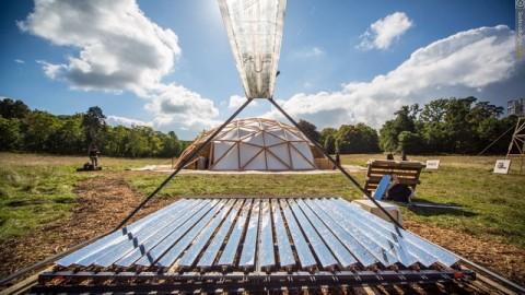 SOLAR-OSE Crowdfunding > Concentrez l'Energie du Soleil avec Open Source Ecologie !
