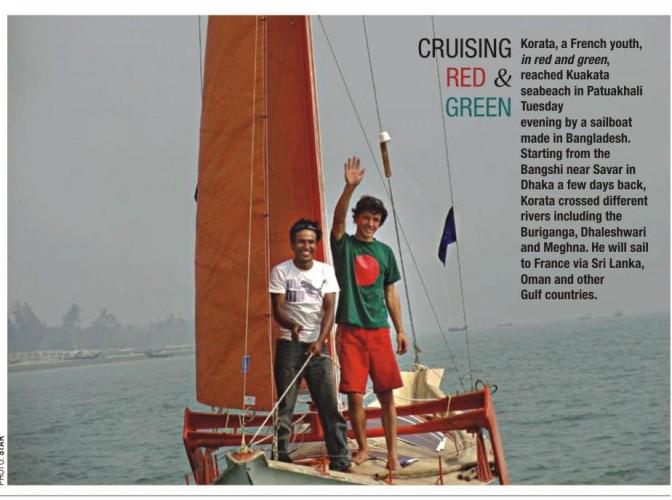 #TaraTari – Cruising Red and Green – Daily Star