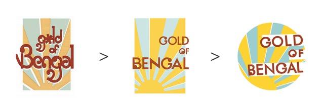 Le logo de Gold of Bengal évolue !