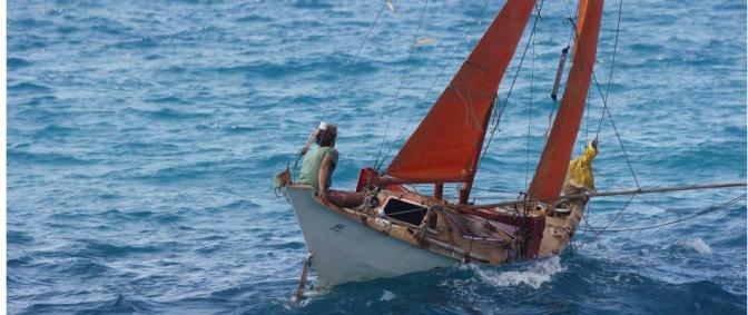 #TaraTari – Bangladesh France sur un petit voilier de pêche – Jean-Luc Gourmelen