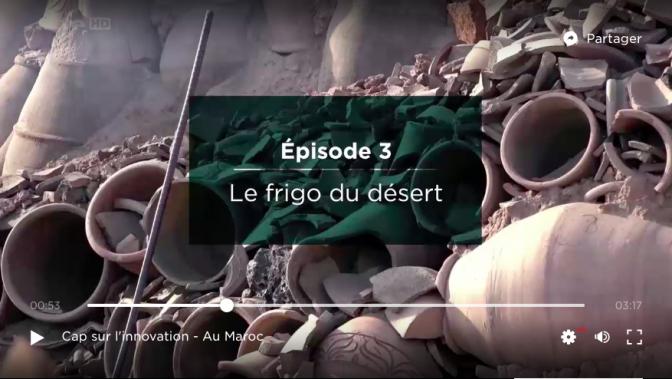 ARTE WEBSERIE 3 – Le Maroc