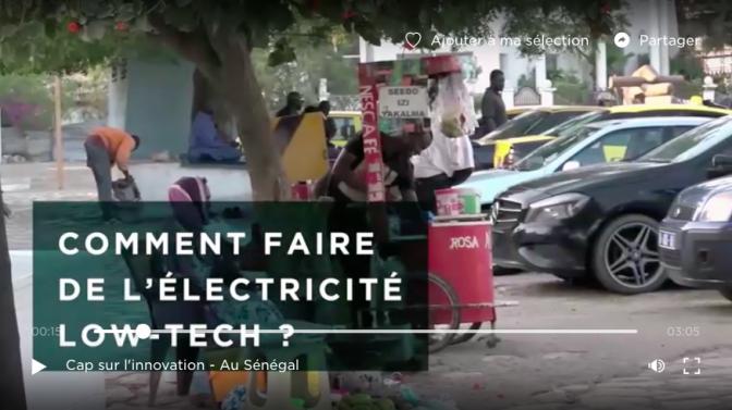 ARTE WEBSERIE 4 – Le Sénégal