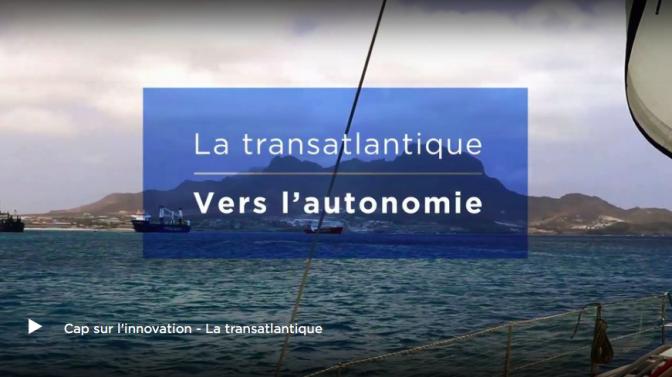 ARTE WEBSERIE 7 – La Transatlantique