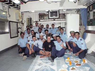 #TaraTari – Traversée du Golfe d'Aden