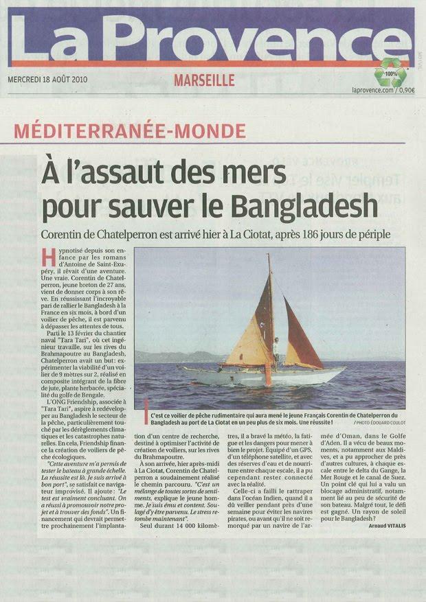 #TaraTari – À l'assaut des mers pour sauver le Bangladesh