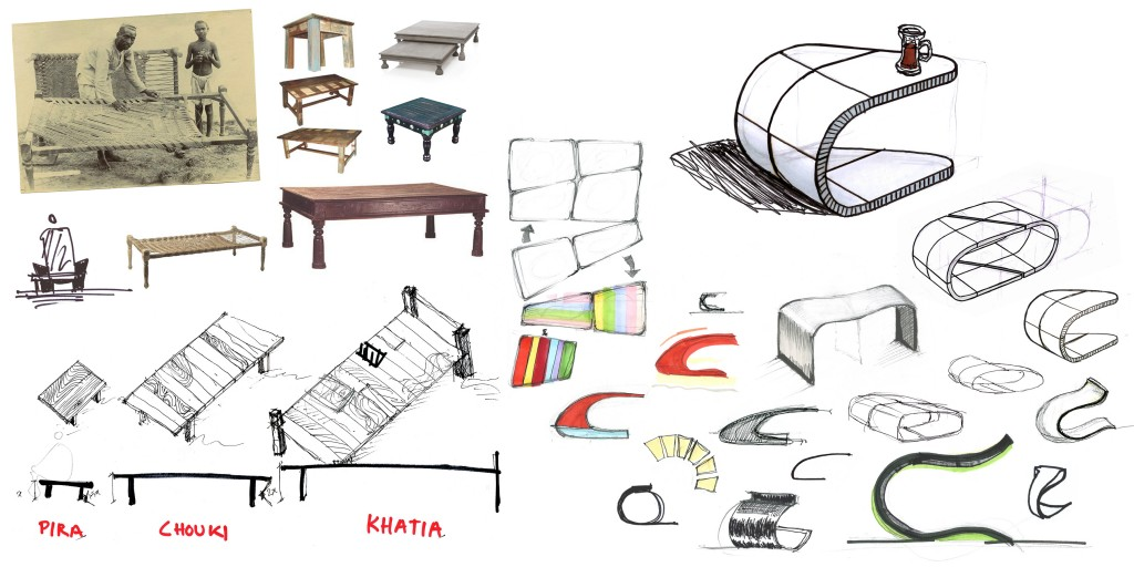 Khatiya Table Concept